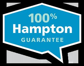 Garanzia 100% Hampton®