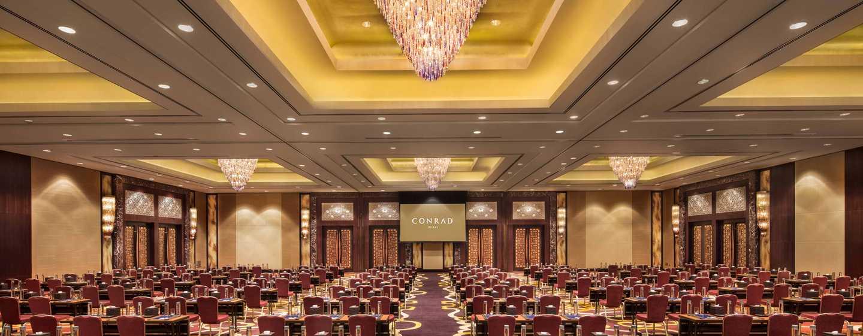 Hotel Conrad Dubai, Emirati Arabi Uniti - Meeting ed eventi