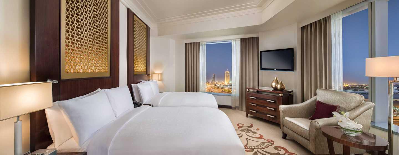 Hotel Conrad Dubai, Emirati Arabi Uniti - Suite Deluxe con due letti matrimoniali