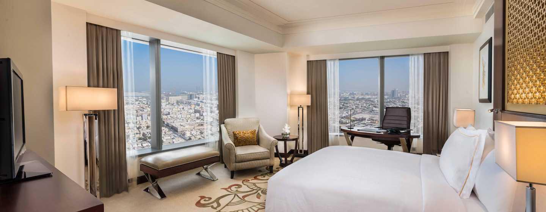 Hotel Conrad Dubai, Emirati Arabi Uniti - Camera Executive con letto king size