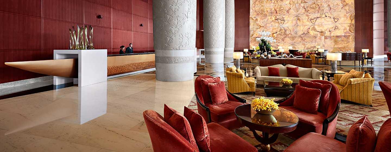 Hotel Conrad Dubai, Emirati Arabi Uniti - Lussuosa lobby