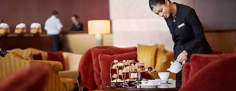 Hotel Conrad Dubai, Emirati Arabi Uniti - Lobby lounge