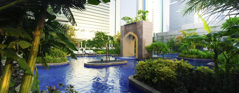 Hotel Conrad Dubai, Emirati Arabi Uniti - Piscina esotica