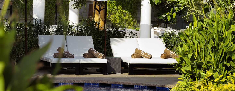 Hotel Conrad Dubai, Emirati Arabi Uniti - Piscina esotica Purobeach