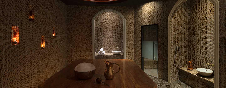 Hotel Conrad Dubai, Emirati Arabi Uniti - Hammam della spa
