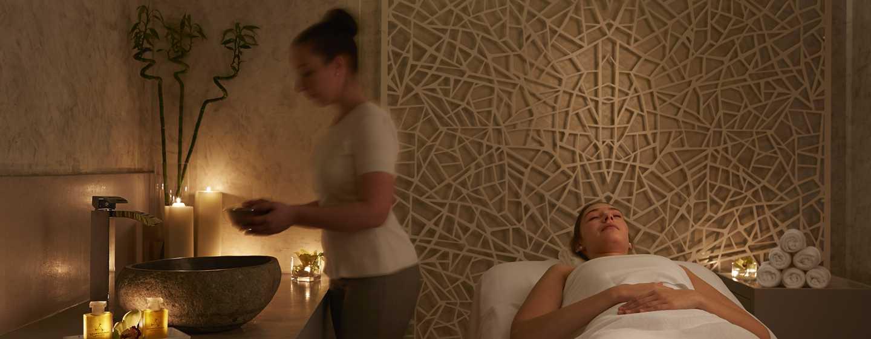 Hotel Conrad Dubai, Emirati Arabi Uniti - Sala trattamenti della spa