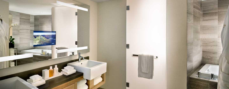 Hotel Conrad New York, Stati Uniti d'America - Bagno della Suite Conrad