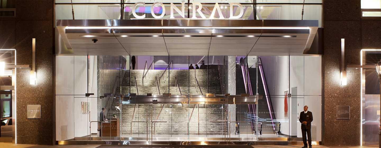 Hotel Conrad New York, Stati Uniti d'America - Ingresso dell'hotel