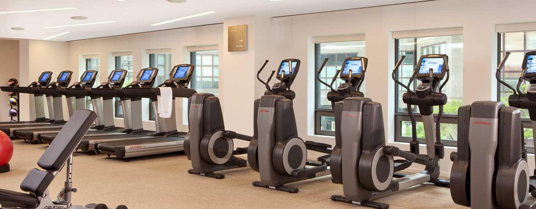 Hotel Conrad New York, Stati Uniti d'America - Fitness center aperto 24 ore su 24