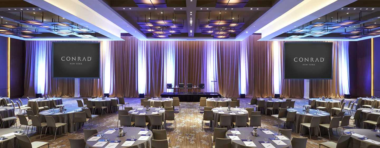 Hotel Conrad New York, Stati Uniti d'America - Salone Gallery