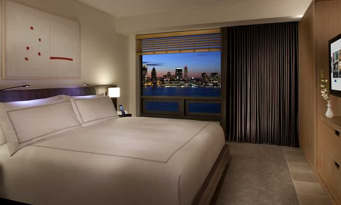 Hotel Conrad New York, Stati Uniti d'America - Camera con letto king size