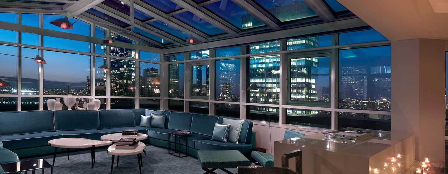 The London NYC, Stati Uniti d'America - Suite London Atrium