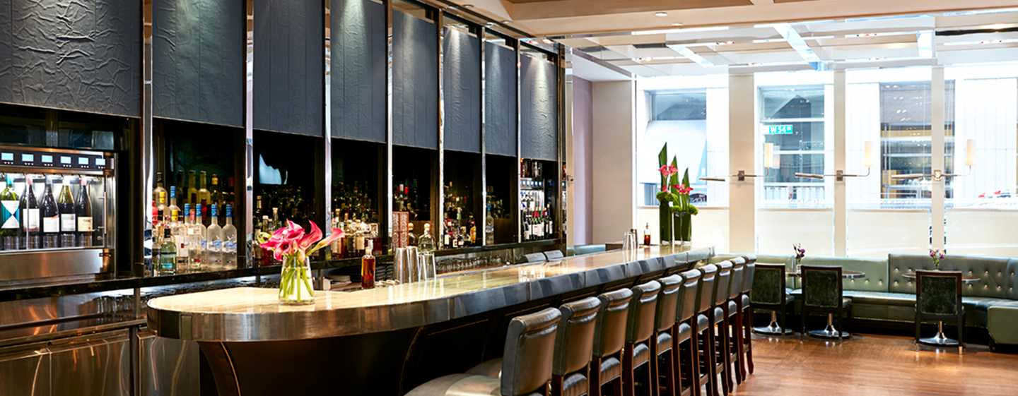 The London NYC, Stati Uniti d'America - The London Bar