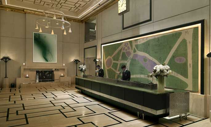 The London NYC, Stati Uniti d'America - Lobby