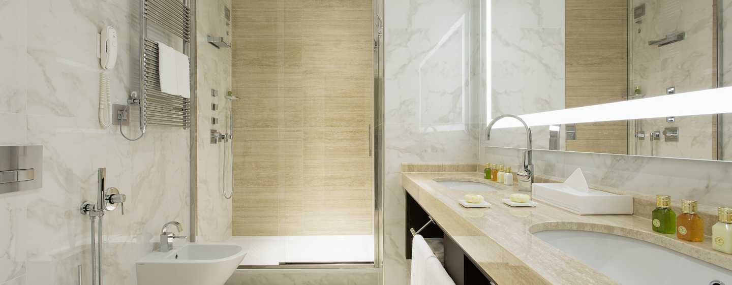 Aleph Rome Hotel, Curio Collection by Hilton, Italia - Camere - Bagno