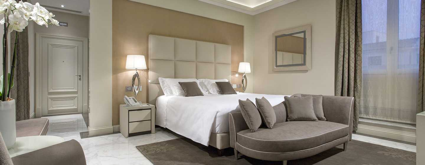 Aleph Rome Hotel, Curio Collection by Hilton, Italia - Suite Barberini