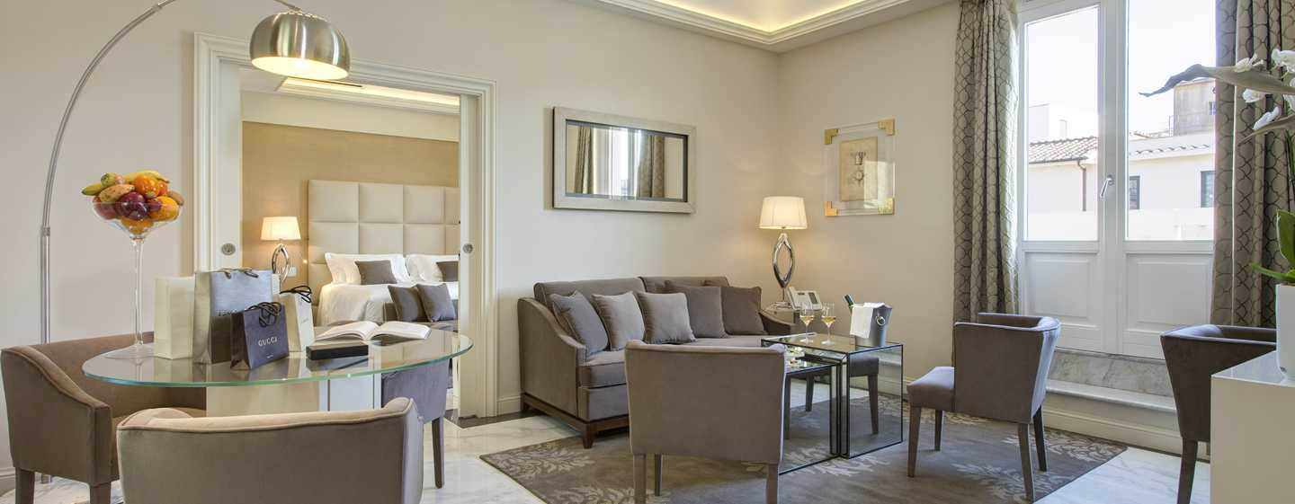 Aleph Rome Hotel, Curio Collection by Hilton, Italia - Suite dell'hotel