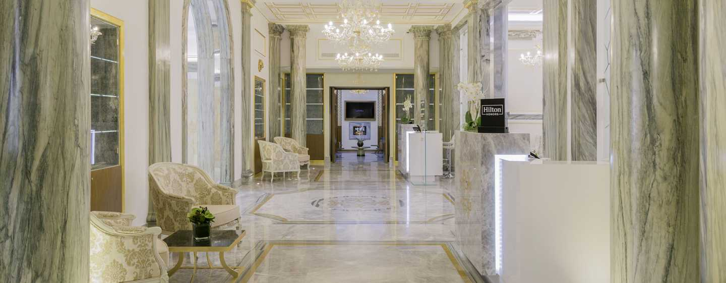 Aleph Rome Hotel, Curio Collection by Hilton, Italia - Lobby dell'hotel