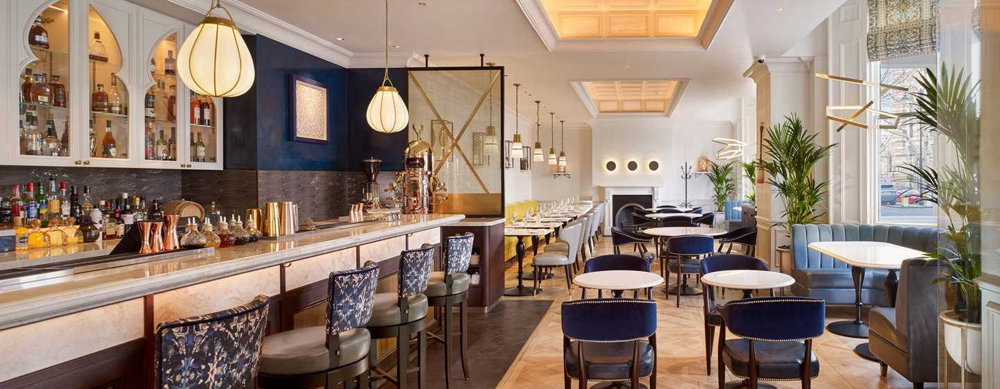 100 Queen's Gate Hotel London, Curio Collection by Hilton - Bar ristorante