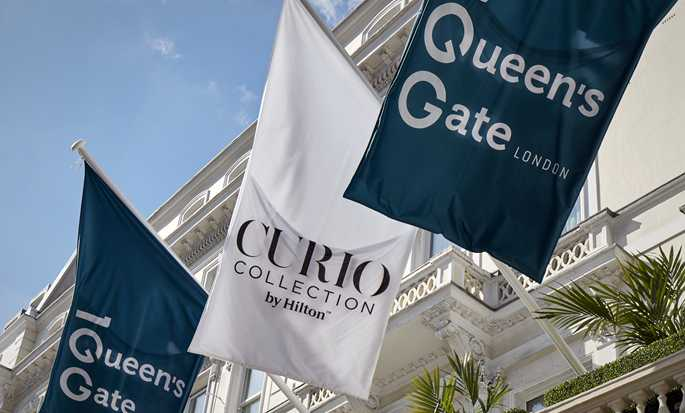100 Queen's Gate Hotel London, Curio Collection by Hilton - Esterno