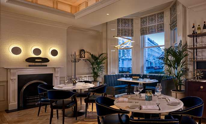 100 Queen's Gate Hotel London, Curio Collection by Hilton - Ristorazione