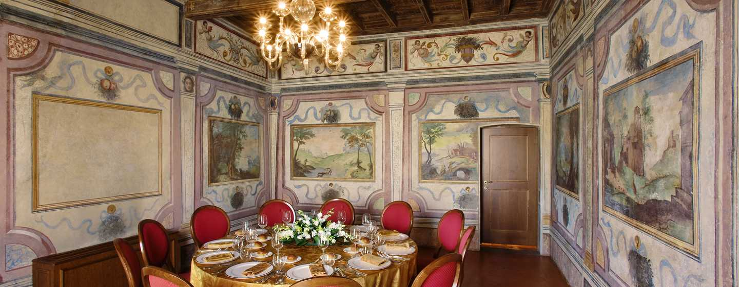 Grand Hotel Villa Torretta Milan Sesto, Curio Collection by Hilton, Italia - Sala meeting Anguissola