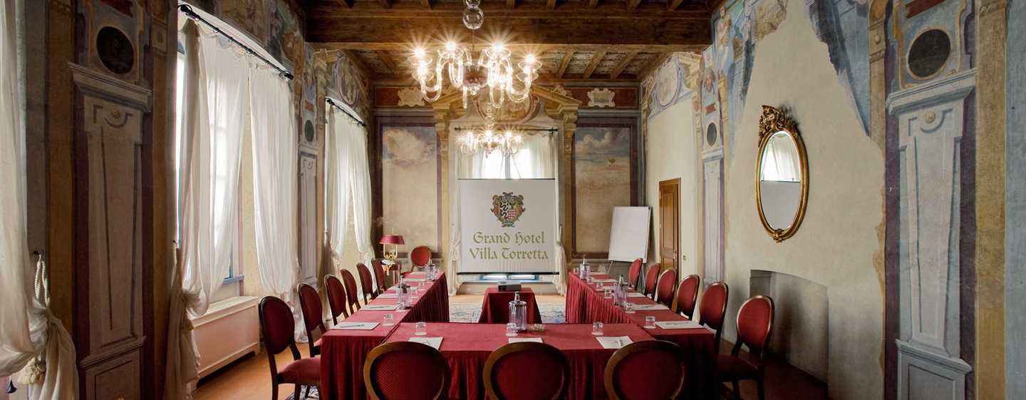 Grand Hotel Villa Torretta Milan Sesto, Curio Collection by Hilton, Italia - Sala meeting Spinola