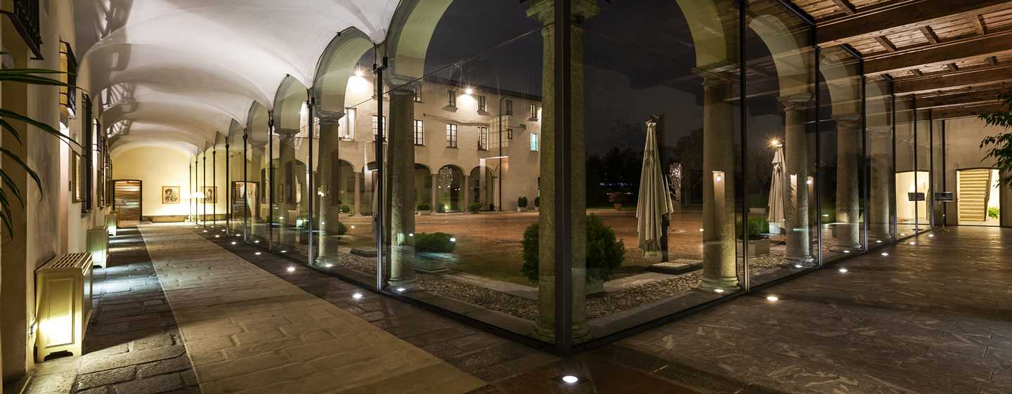 Grand Hotel Villa Torretta Milan Sesto, Curio Collection by Hilton, Italia - Terrazza di sera