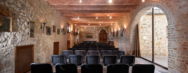 La Bagnaia Golf & Spa Resort Siena, Curio Collection by Hilton - Sala meeting Cavalier
