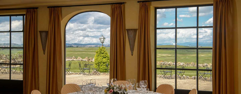 La Bagnaia Golf & Spa Resort Siena, Curio Collection by Hilton - Sala per banchetti Marmont
