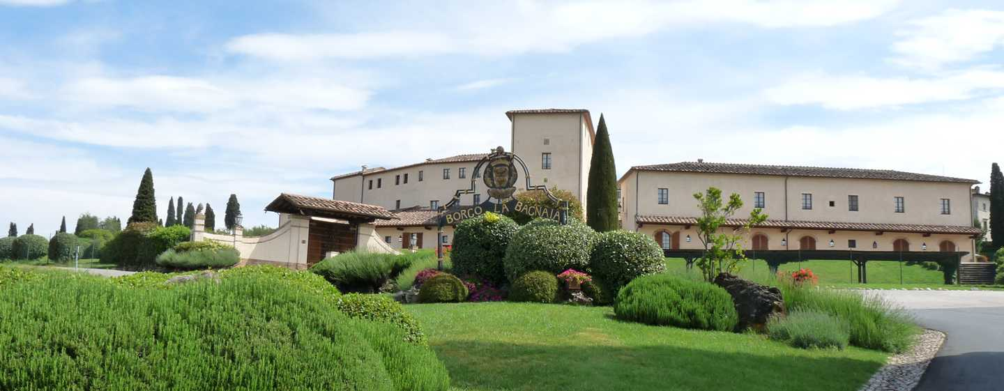 La Bagnaia Golf & Spa Resort Siena, Curio Collection by Hilton - Borgo Bagnaia