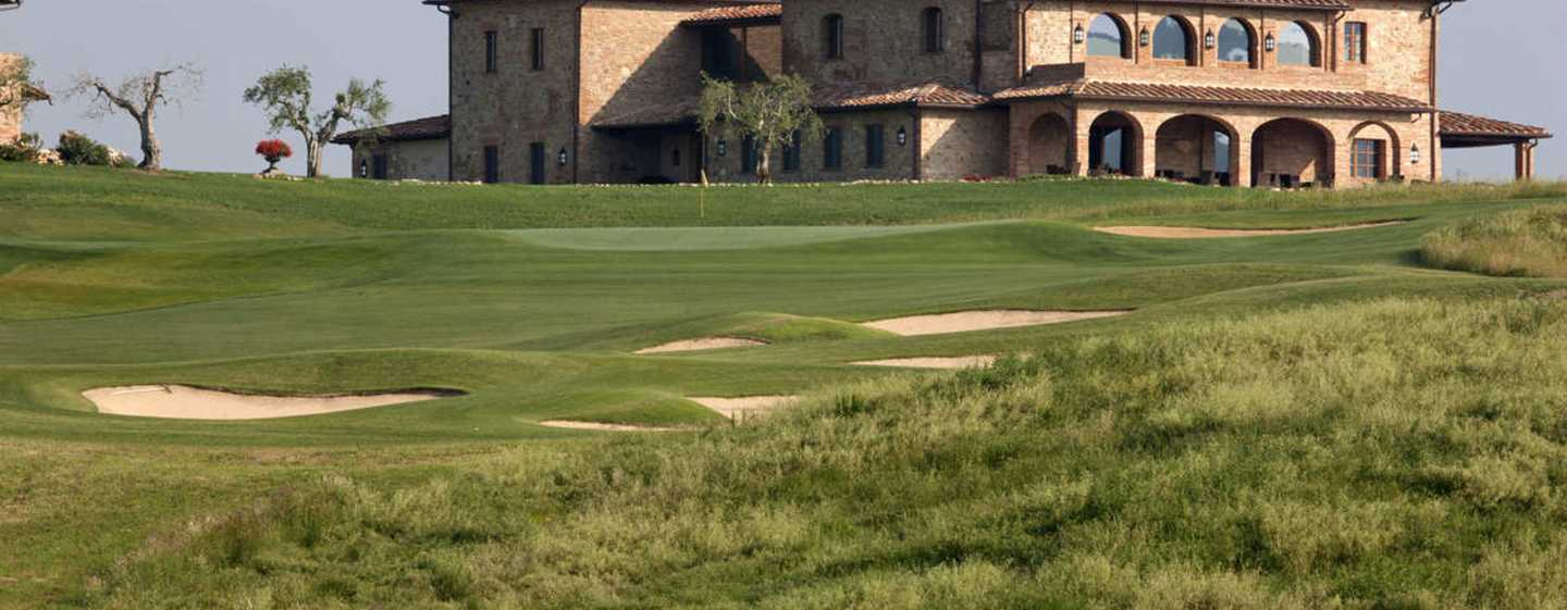La Bagnaia Golf & Spa Resort Siena, Curio Collection by Hilton - Circolo di golf