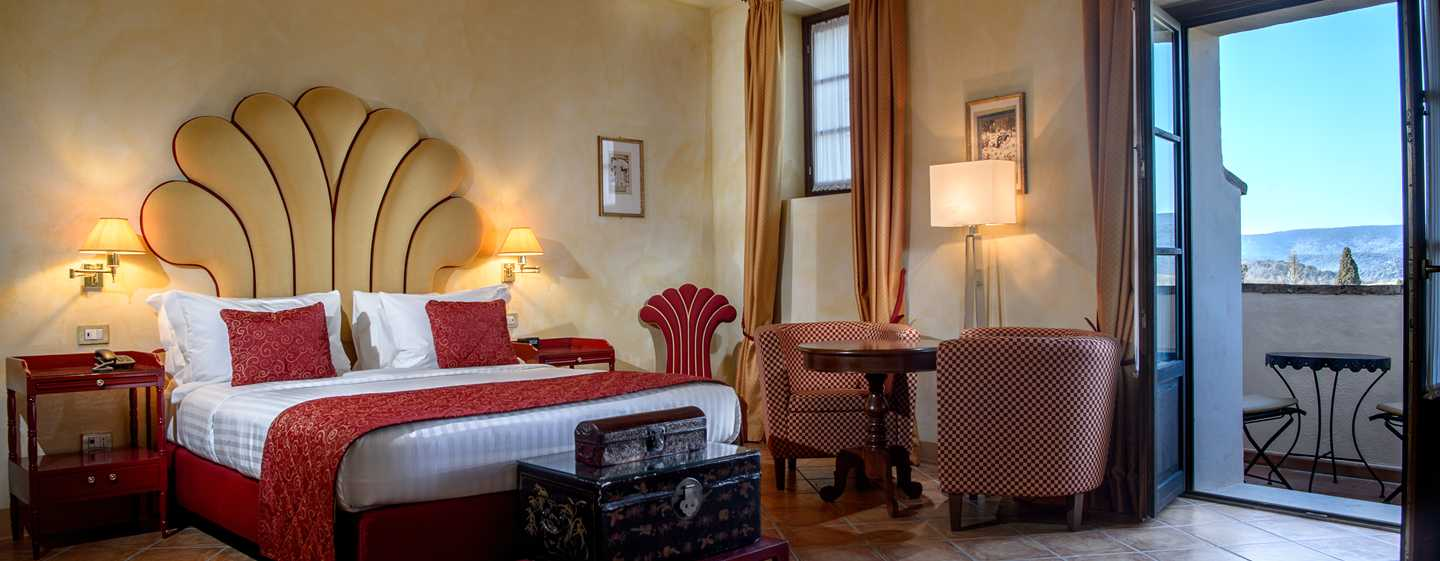 La Bagnaia Golf & Spa Resort Siena, Curio Collection by Hilton - Suite Junior a Borgo Bagnaia