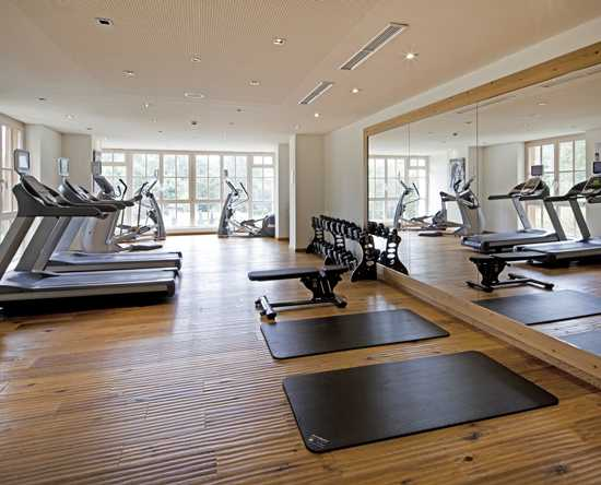 Grand Tirolia Hotel Kitzbuhel, Curio Collection by Hilton, Austria - Sala fitness