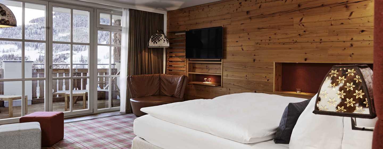 Grand Tirolia Hotel Kitzbuhel, Curio Collection by Hilton, Austria - Camera con letto king size