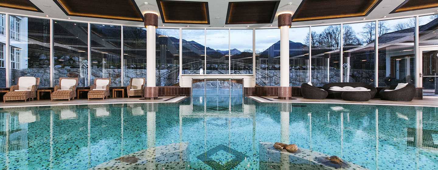 Grand Tirolia Hotel Kitzbuhel, Curio Collection by Hilton, Austria - Piscina della spa
