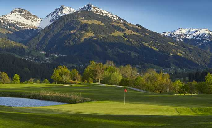 Grand Tirolia Hotel Kitzbuhel, Curio Collection by Hilton, Austria - Campo da golf