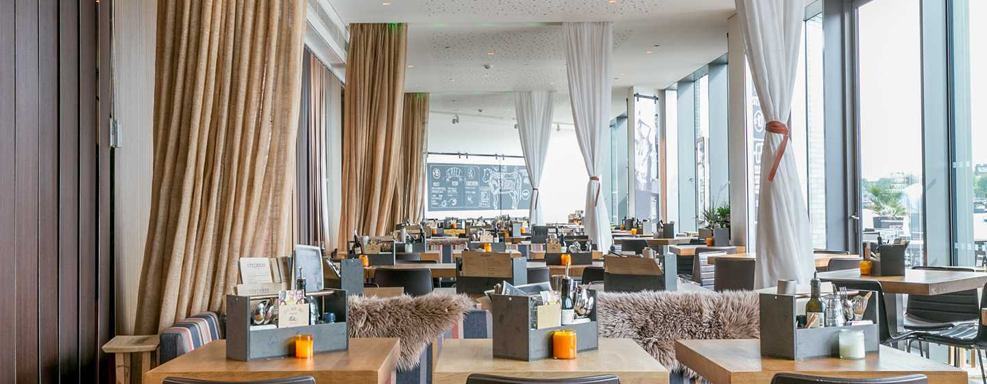 Hotel DoubleTree by Hilton Amsterdam Centraal Station, Paesi Bassi - Ristorante Eastwood Beer & Grill