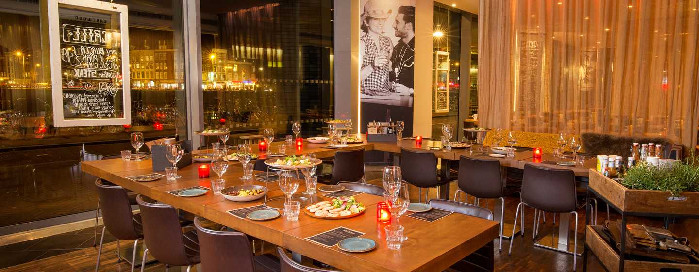 Hotel DoubleTree by Hilton Amsterdam Centraal Station, Paesi Bassi - Eastwood Beer & Grill
