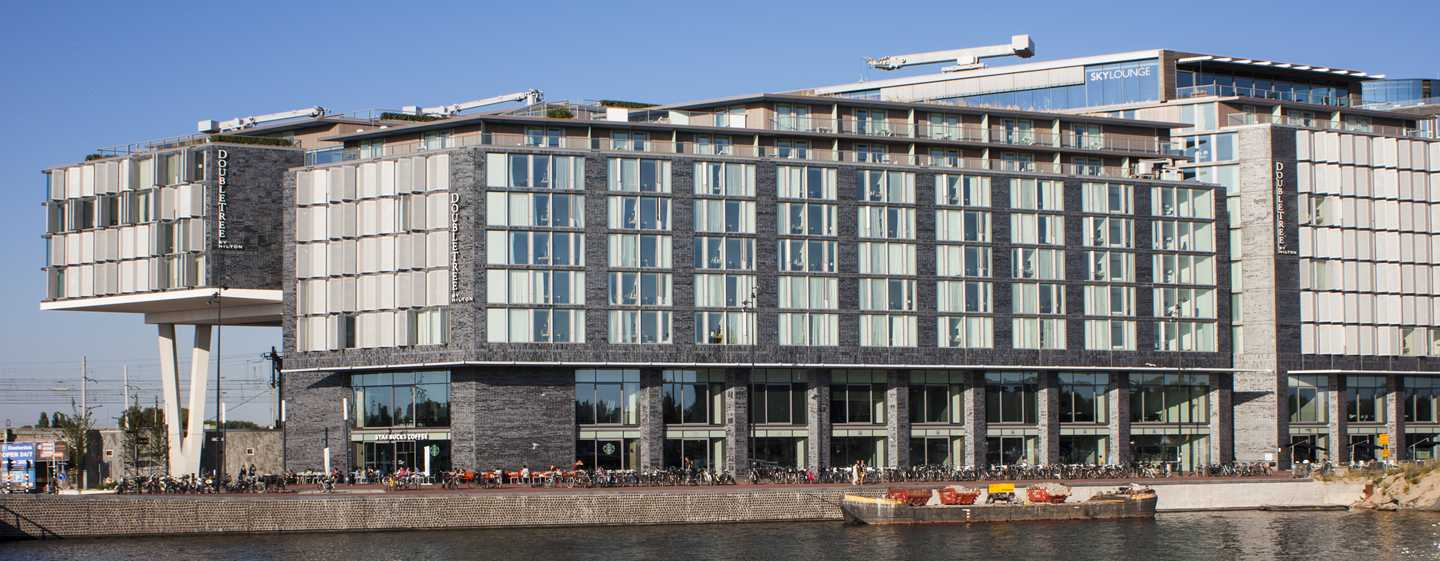 Hotel DoubleTree by Hilton Amsterdam Centraal Station, Paesi Bassi - Esterno hotel