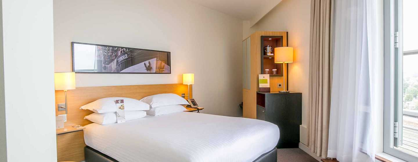 Hotel DoubleTree by Hilton Amsterdam Centraal Station, Paesi Bassi - Camera da letto Executive