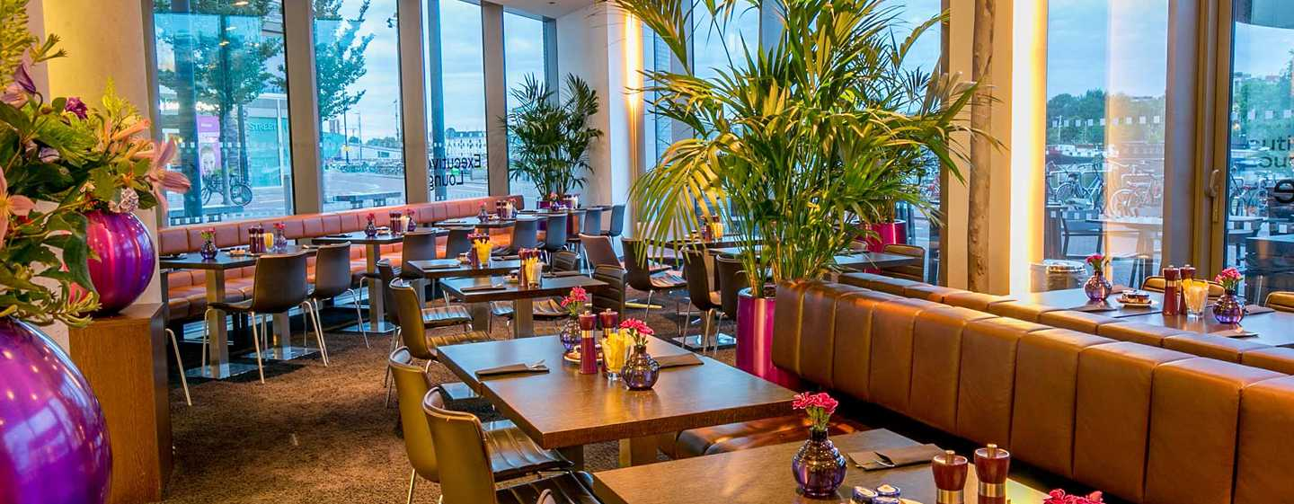 Hotel DoubleTree by Hilton Amsterdam Centraal Station, Paesi Bassi - Executive Lounge