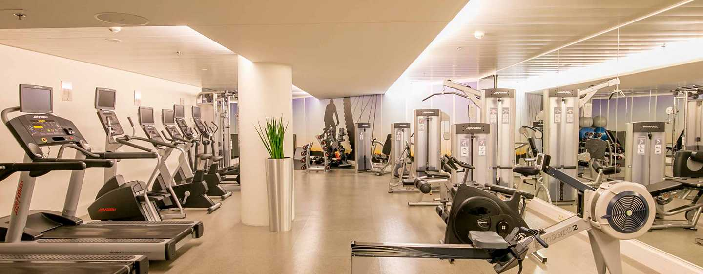 Hotel DoubleTree by Hilton Amsterdam Centraal Station, Paesi Bassi - Fitness center