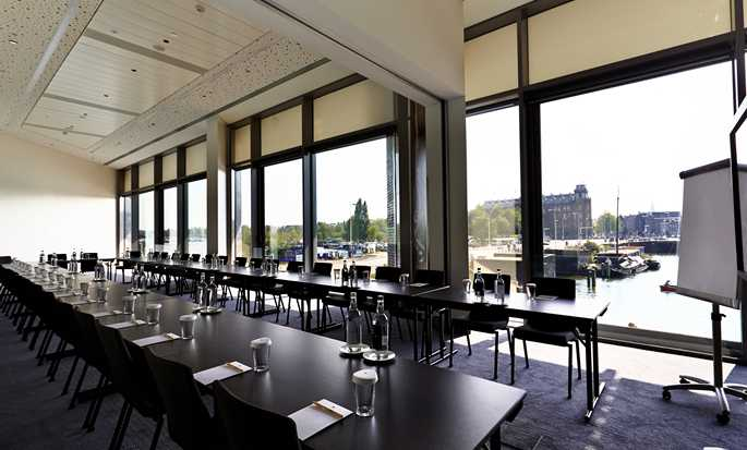 Hotel DoubleTree by Hilton Amsterdam Centraal Station, Paesi Bassi - Sala meeting Glasgow