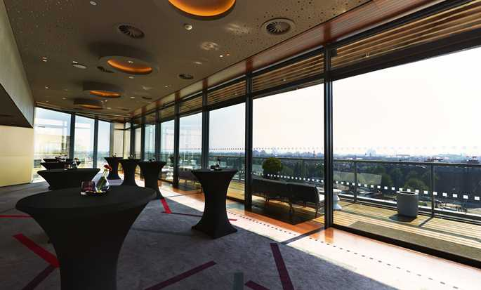 Hotel DoubleTree by Hilton Amsterdam Centraal Station, Paesi Bassi - SkyLounge