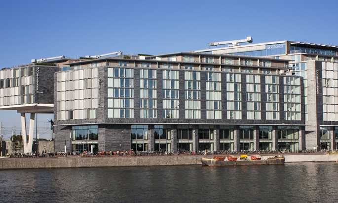 Hotel DoubleTree by Hilton Amsterdam Centraal Station, Paesi Bassi - Esterno