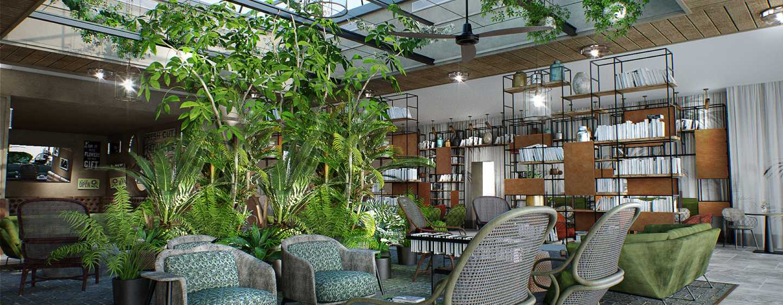 DoubleTree by Hilton Rome Monti, Italia - Lobby