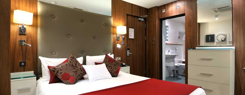 DoubleTree by Hilton Hotel London - West End, Regno Unito - Camera Deluxe doppia