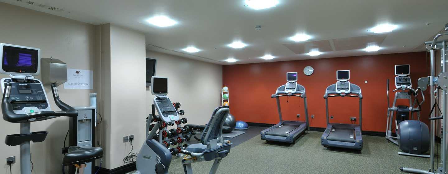 DoubleTree by Hilton Hotel London - West End, Regno Unito - Fitness center