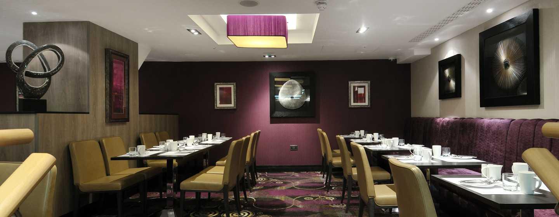 DoubleTree by Hilton Hotel London - West End, Regno Unito - Ristorante The Level
